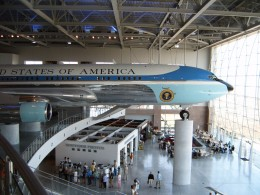 Air Force One, Presidential Plane