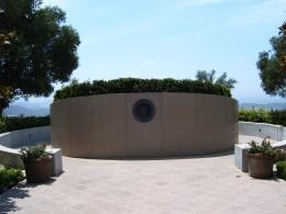 President Reagan's Grave