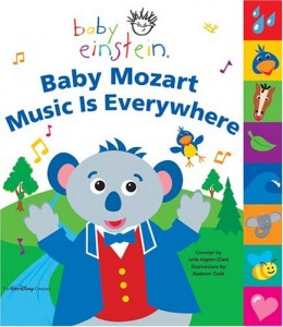 Listening to Mozart doesn't make babies smarter