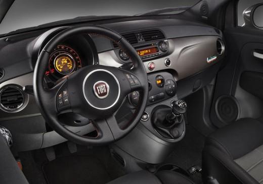 Fiat inside