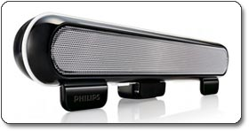 Philips SPA5210B/27 Notebook SoundBar