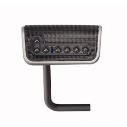 Logitech V20 Notebook Speakers (bird view) - Those are easy access buttons control