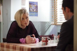 while Roxy and Michael also try to cope with what has happened
