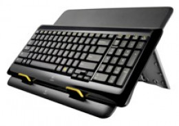 Logitech Wireless Keyboard (comes with the MK605 kit)