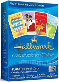 Hallmark Card Studio - 2011 version