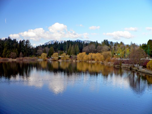Lost Lagoon Vancouver