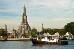 Travel to Thailand and shop in its many cheap markets.