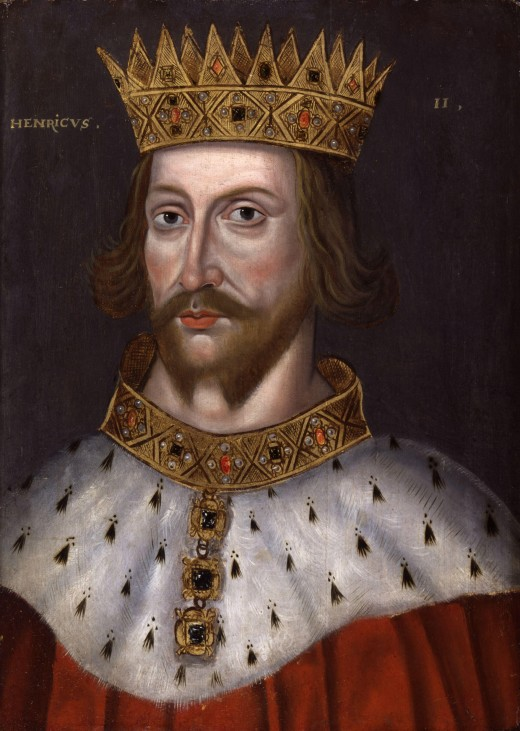 Henry II was the first King of England to visit Ireland. He claimed the title 'Lord of Ireland' starting centuries of conflict between British and Irish.