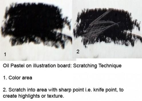 Scratching Technique