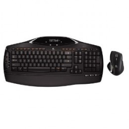 Logitech Cordless Desktop MX 5500 Revolution Bluetooth Mouse and Keyboard