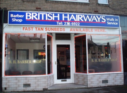 British Hairways