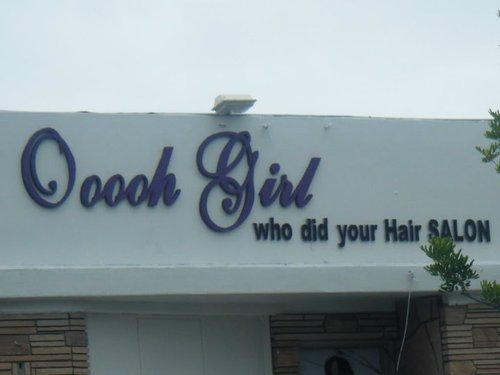 Ooooh Girl, Who Did Your Hair!?