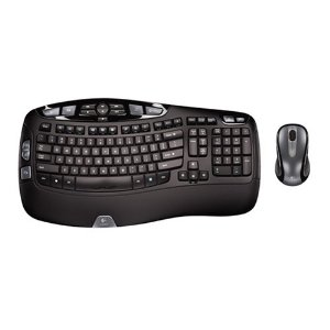 Logitech Cordless Desktop Wave Set