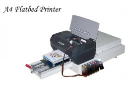 Textile Digital Printer for home based T-shirt printing business. Very easy to operate for you to Make A Fortune from in T-shirt printing. Image credit: http://iehk.com/Products/FBP_ecA3.html
