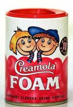 Creamola Foam - Mystery Solved