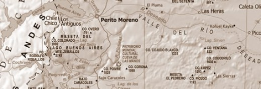 Maps of the Argentine