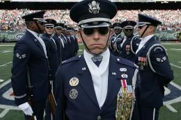 Air Force Honor Guard Drill Team