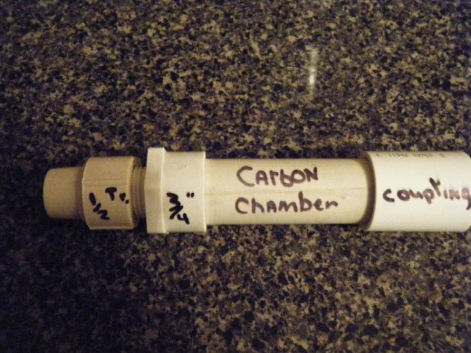 Carbon Water Filter Part 1