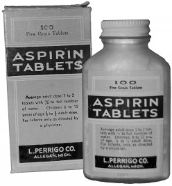 Natural aspirin (salicylic acid) in vegetables, fruits, and spices is healthy and risk-free: an alternative to Bayer