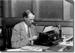 """""""Elmer Gantry"""" was written in 1927 -- on a typewriter!"""