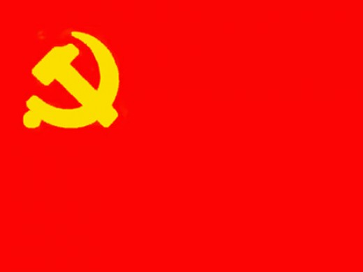 "The former Soviet Union was considered a ""party state"" where only one party was tolerated, the Communist Party of the Soviet Union. The party was used as an instrument of totalitarianism."