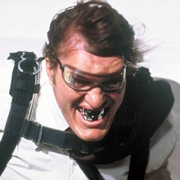 Actor Richard Kiel (Jaws in the Bond film Moonraker) has the hormonal condition known as acromegaly.