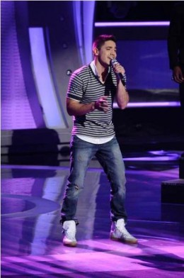 Stefano Langone eliminated April 21, 2011 - American Idol 2011 Top 7 - American Idol 2011 Updates, Contestants, Results, Performances