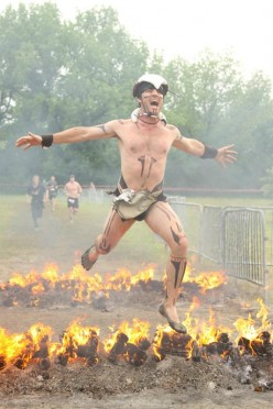 Michigan Warrior Dash