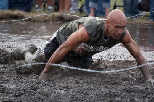 Muddy Mayhem