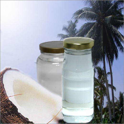 Coconut oil can delay premature graying