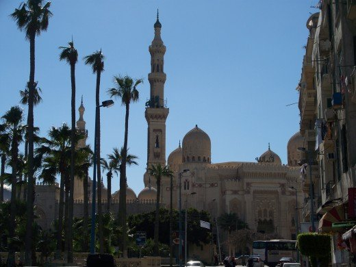 Mosque in Alexandria