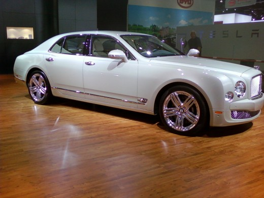 This Is One Luxurious Car!