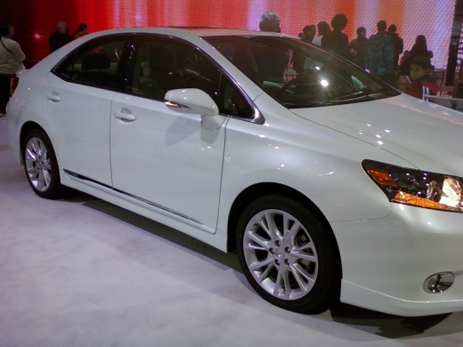 Lexus IS Is A Gorgeous Vehicle