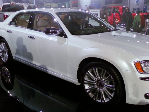 Chrysler 300 Has Great Potential