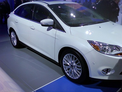 Ford Focus Gets Excellent Gas Mileage