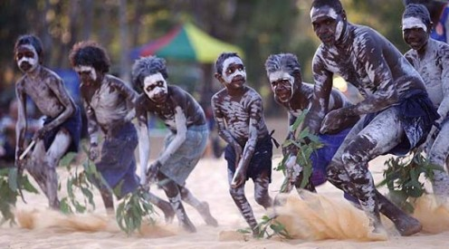 Corroboree. Image from Guide.com