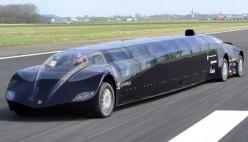 Dutch Superbus. The Most Eco Friendly Bus