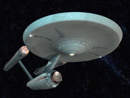 Star Ship Enterprise