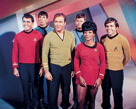 Cast of the Original Star Trek