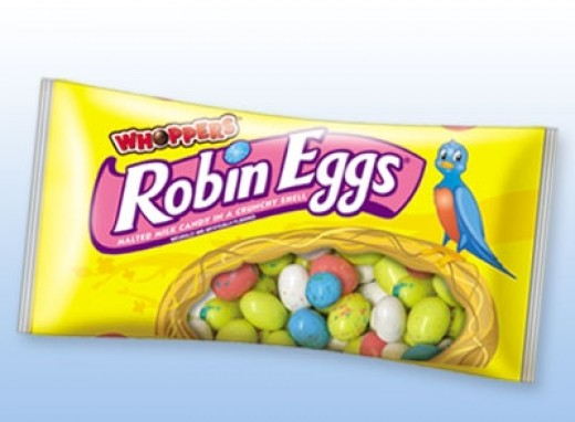Robin's Eggs - ALWAYS DOUBLE CHECK PACKAGING/LABELS