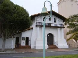 Mission San Francisco ~ El Camino Real Bell