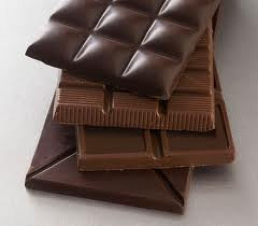 chocolate yummy bars