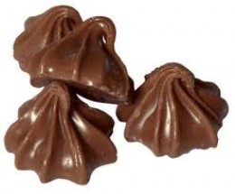 chocolate double yummy stars