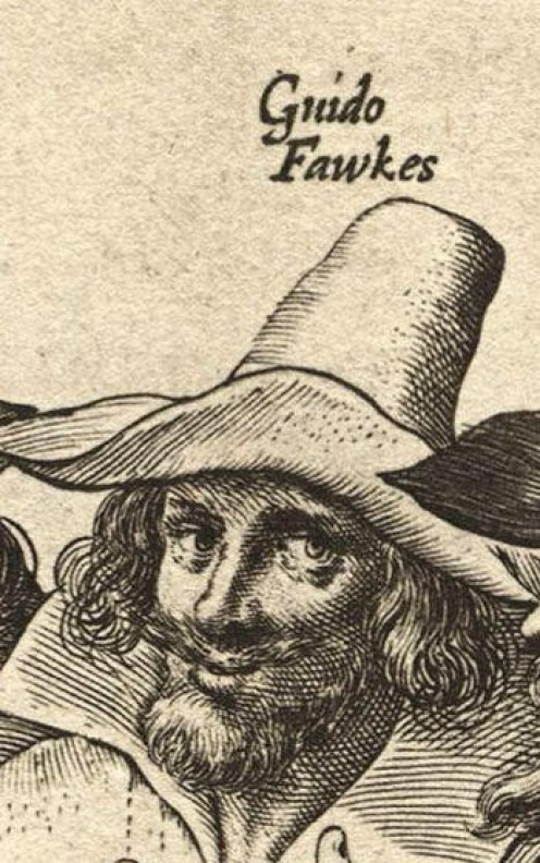 Guy (Guido) Fawkes