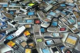 get rid of those old phones laying around the house