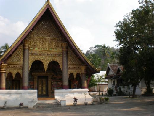 Wat Pa Phai, Luang Prabang, Laos.