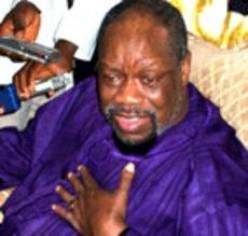 Biafran Leader Ojukwu.
