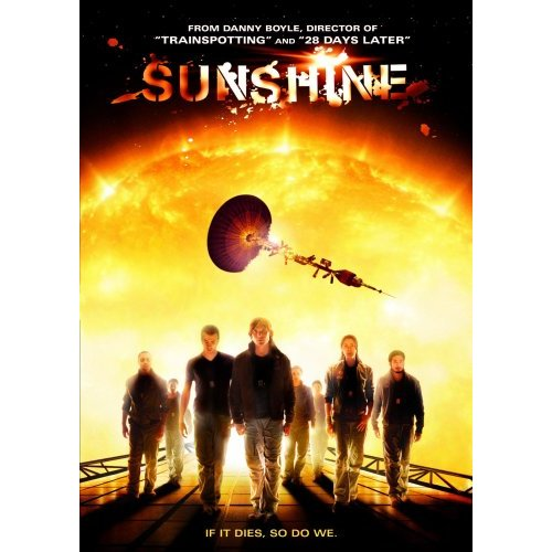 Sunshine movie poster