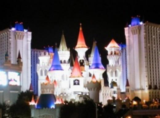 Excaliber Hotel Las Vegas