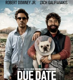 Due Date Film Review 2010